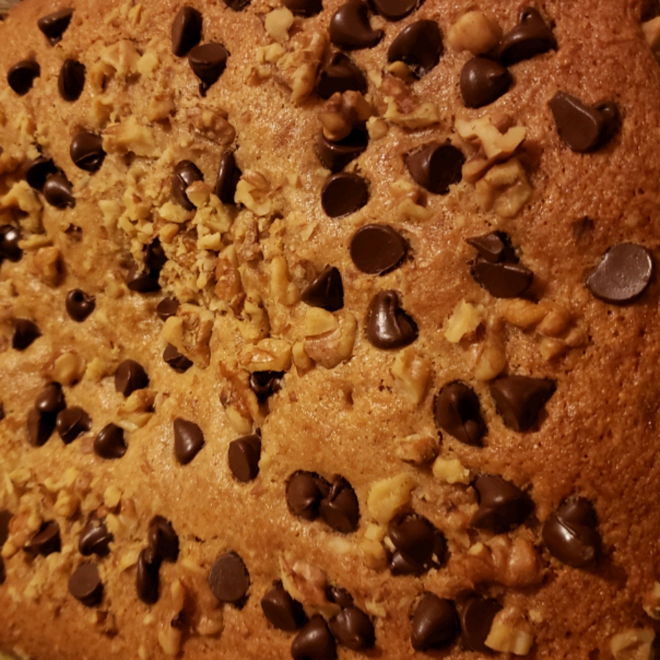 Janet's Famous Banana Nut Bread