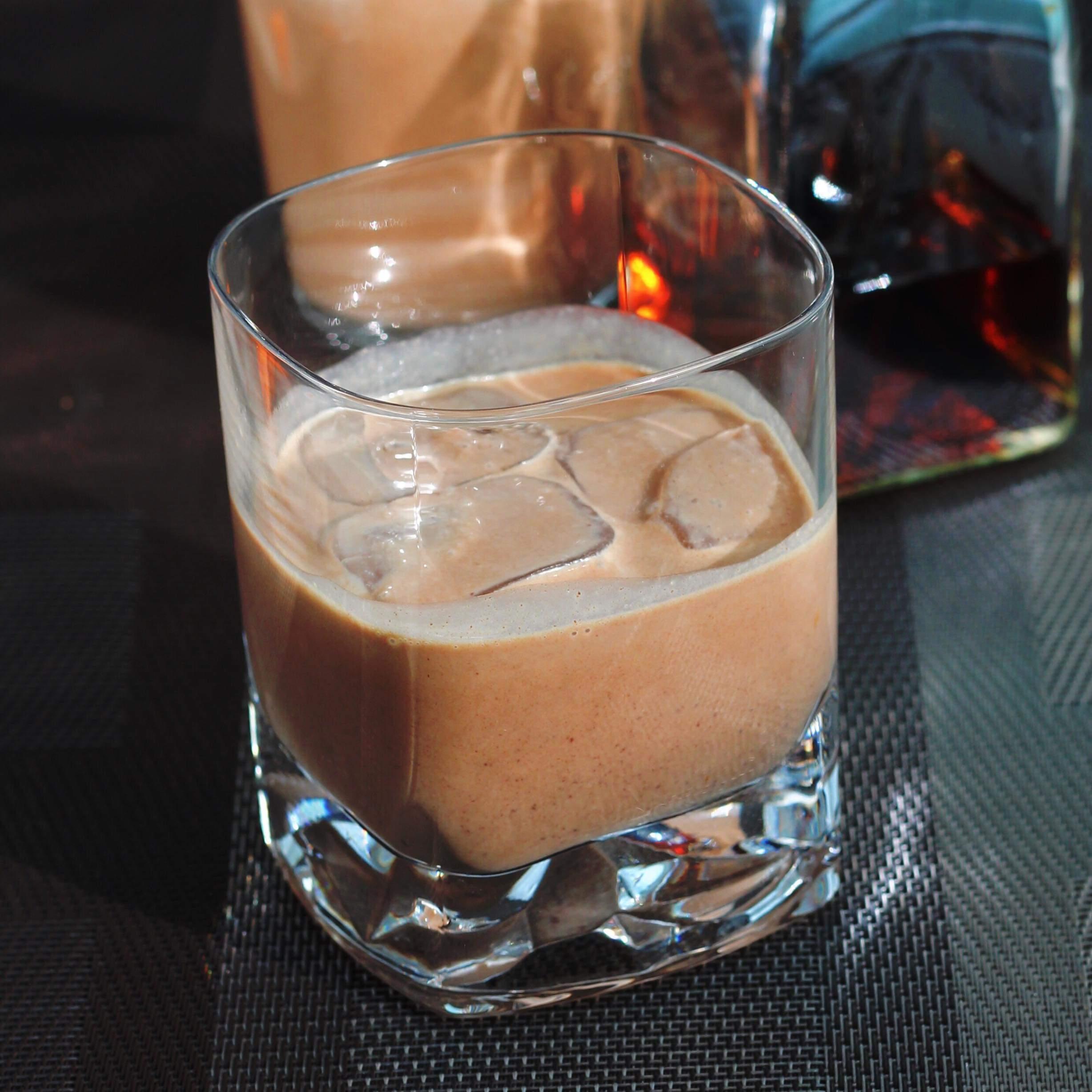 Coconut Rum Cream