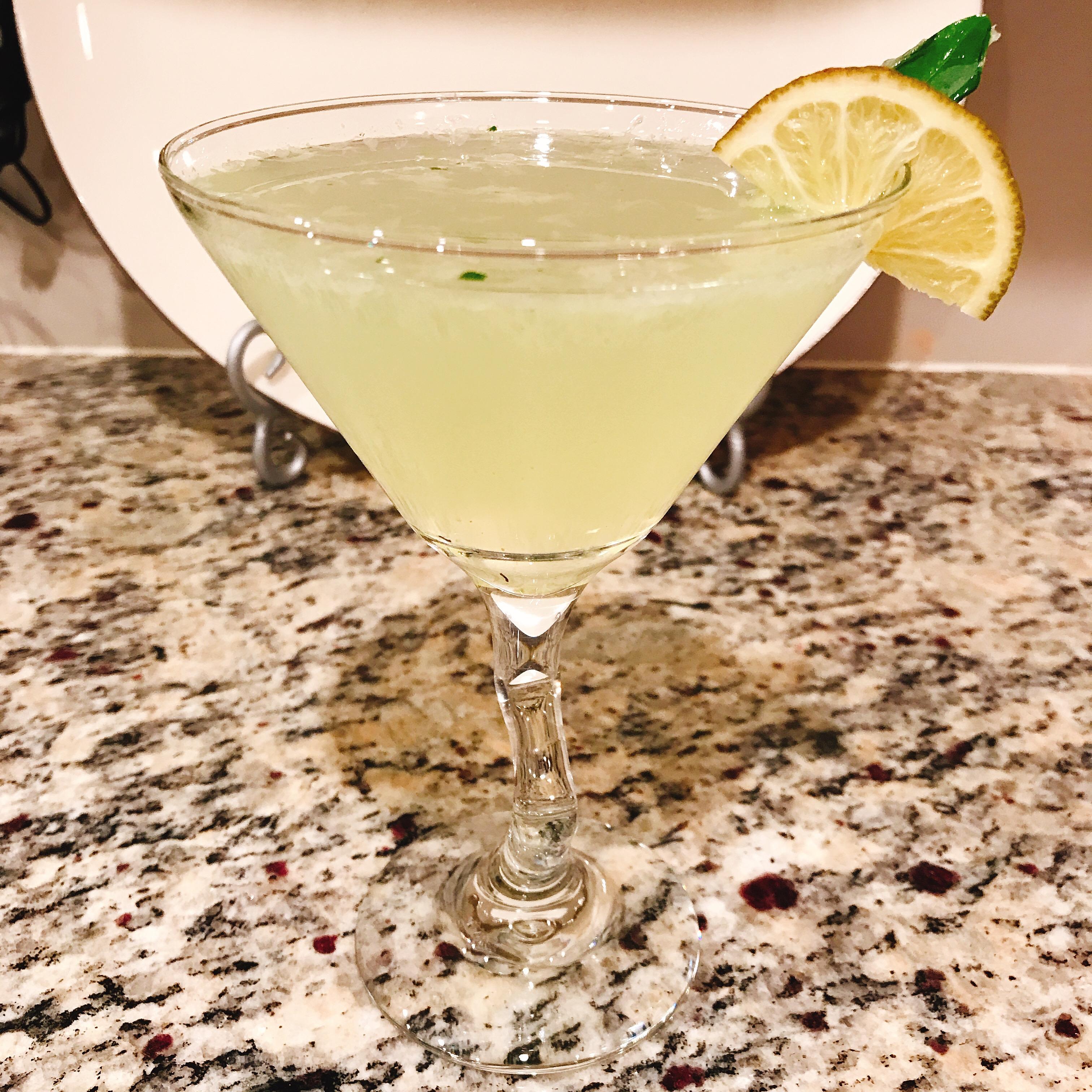 Thai Basil Martini