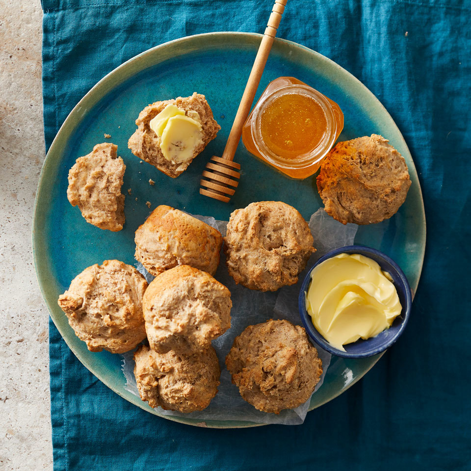Irish Soda Bread Muffins Carolyn Casner