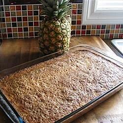 pineapple cake iii recipe
