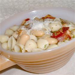 Italian White Bean and Pancetta Soup Erimess