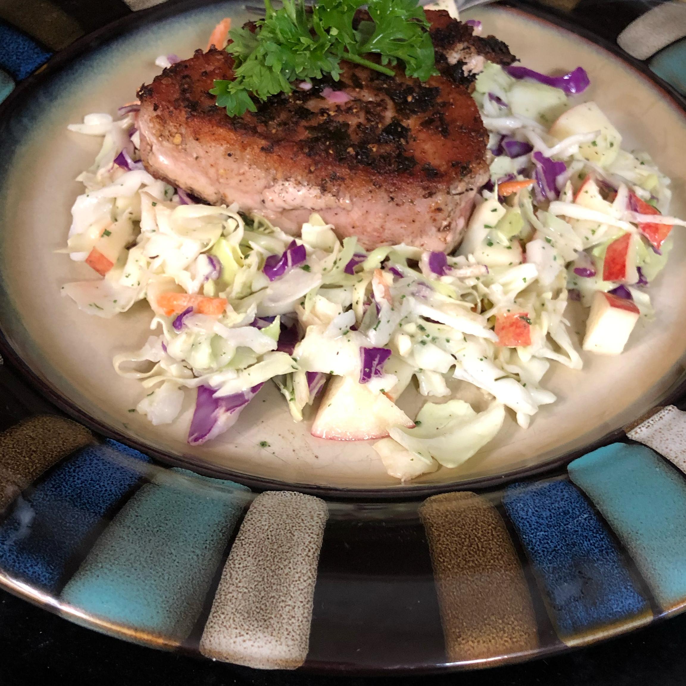 Spicy Rub for Seared Tuna Steaks