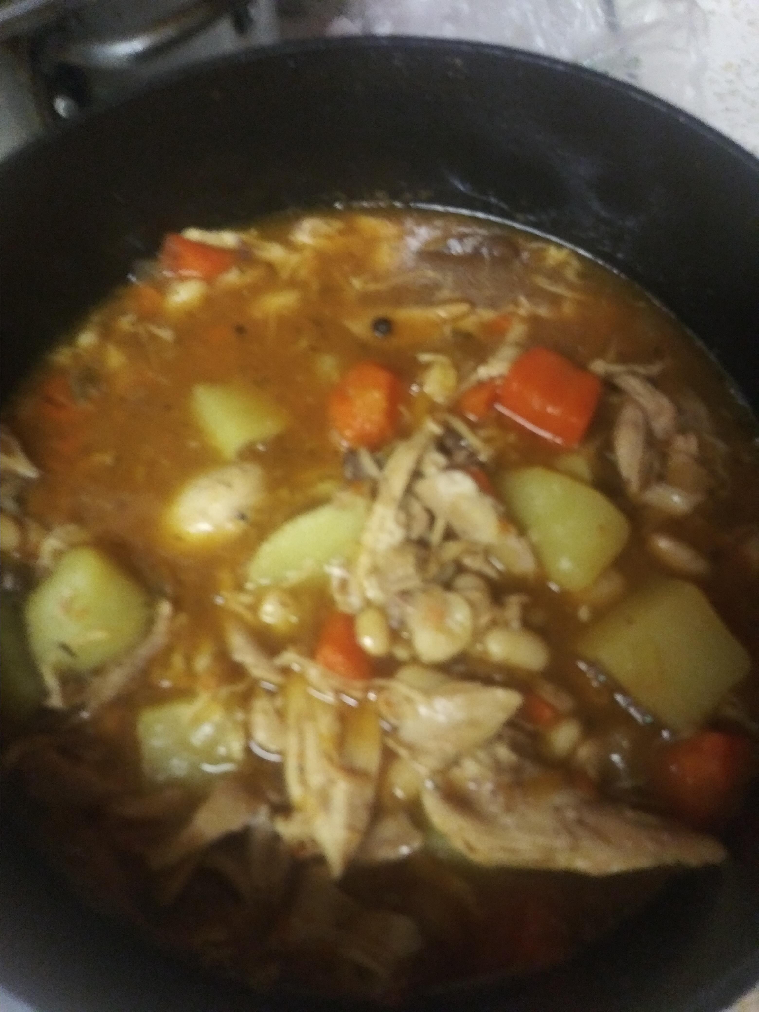 Slow Cooker Root Veggie Winter Soup James Fahey