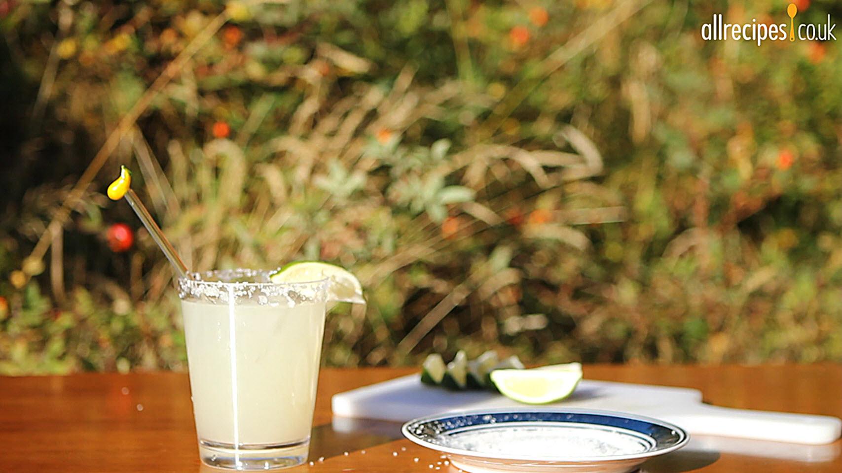Grand Margarita AllrecipesPhoto