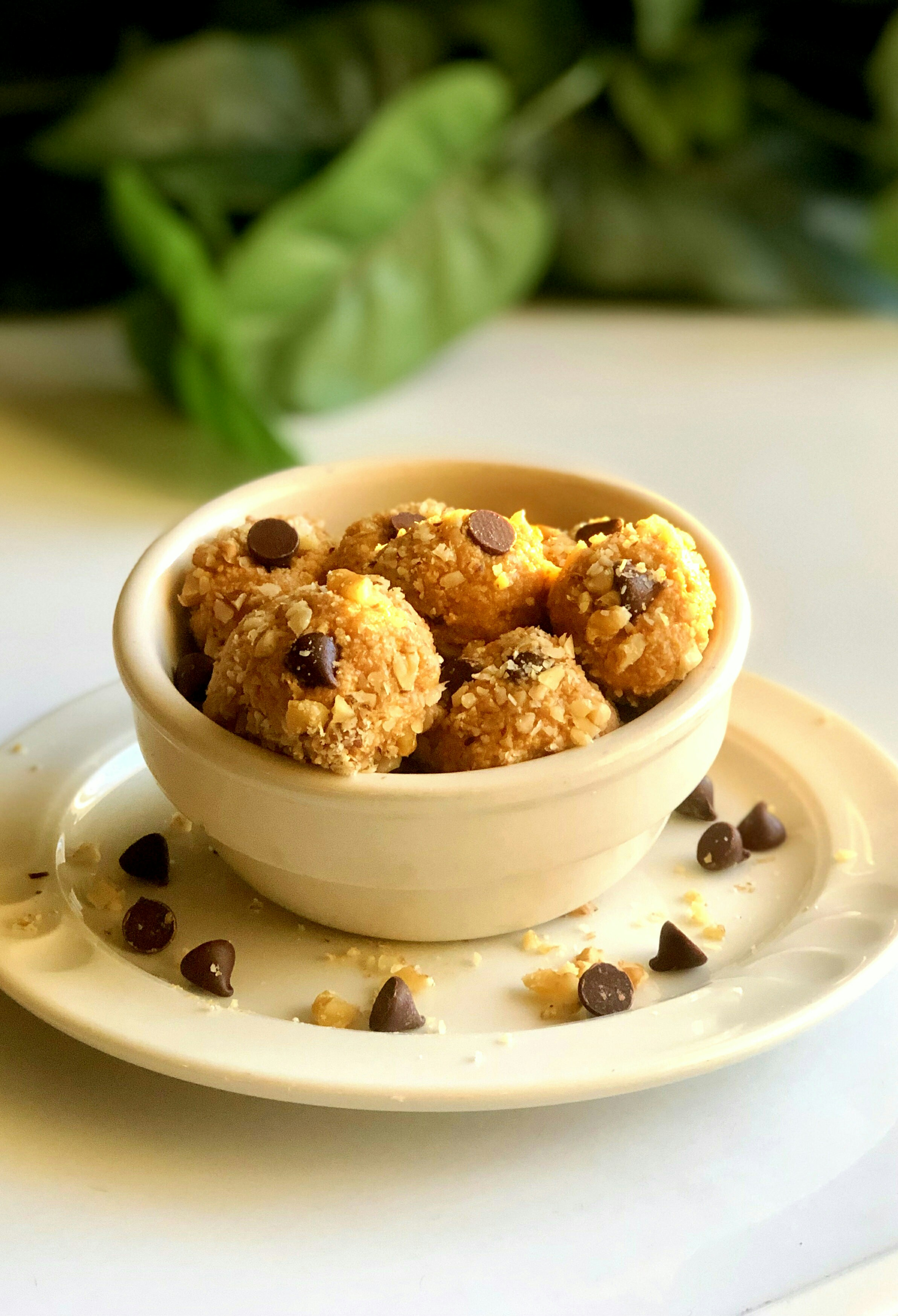 Chocolate Chip Graham Balls
