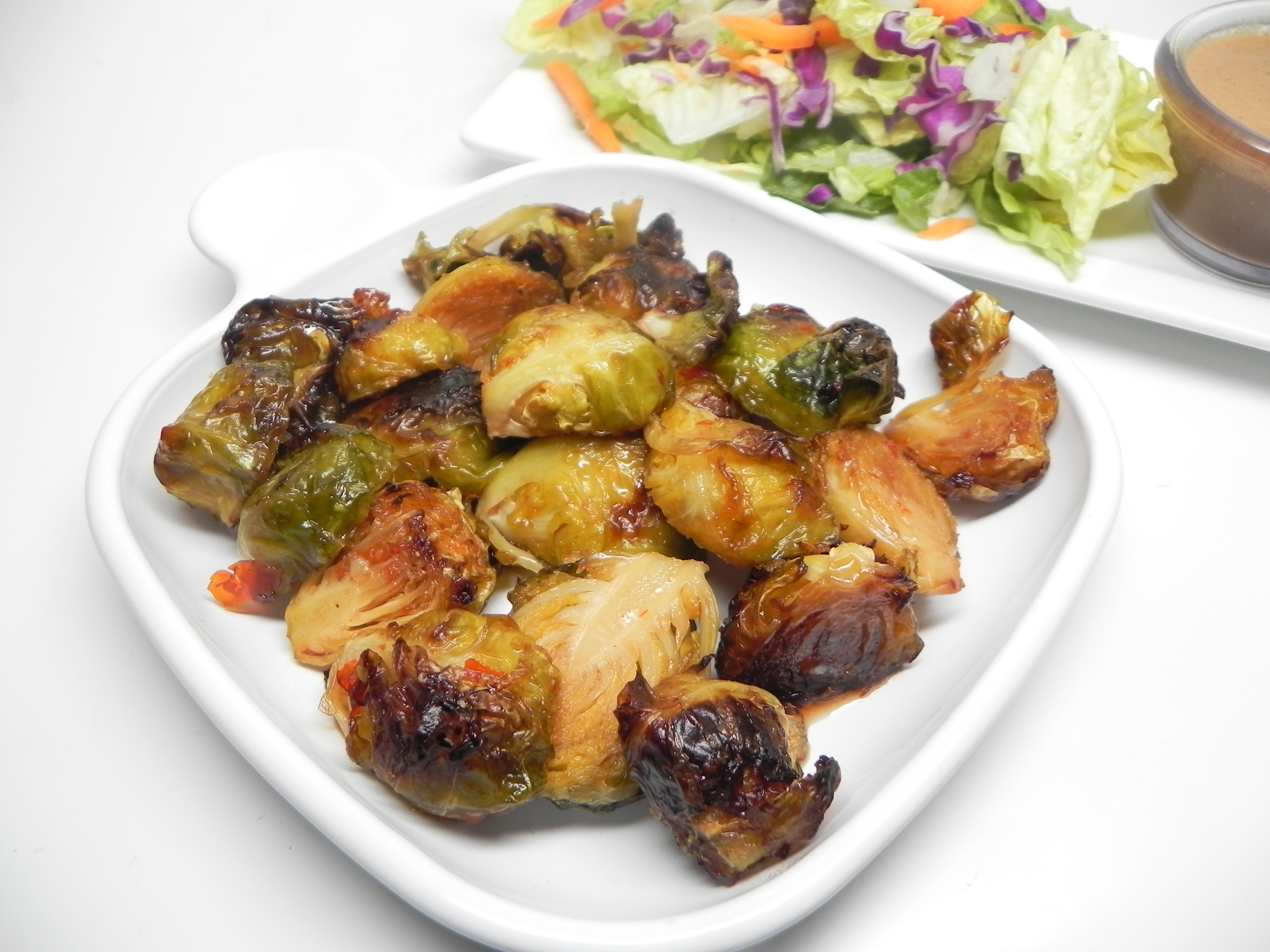 Asian-Style Brussels Sprouts