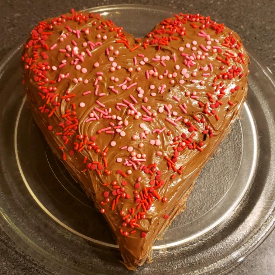 Linda Sue's Chocolate Cake (Vegan) Paul Taylor
