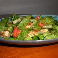 Quick Chinese Chicken Salad kellieann