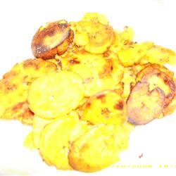 Puerto Rican Tostones (Fried Plantains) Kandiee