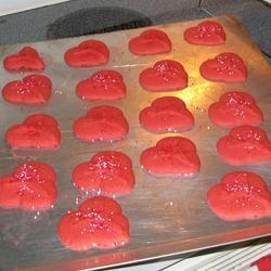 Gelatin Spritz Cookies Diane Blanchard Angell