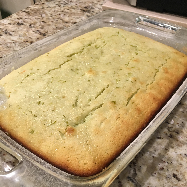 Key Lime Cake I