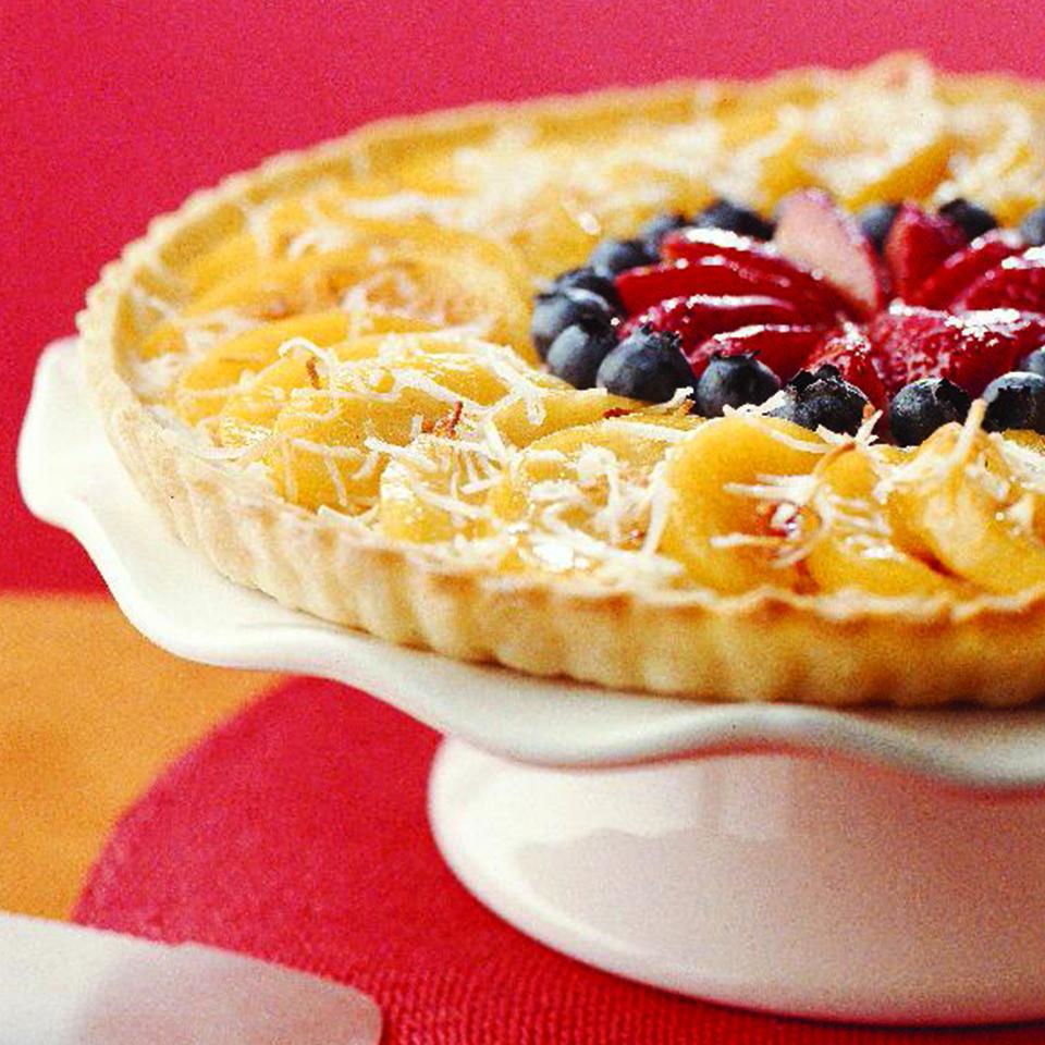 Fresh Fruit Tart Diabetic Living Magazine