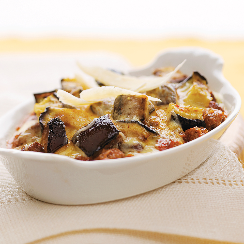 Gold Medal Moussaka Diabetic Living Magazine