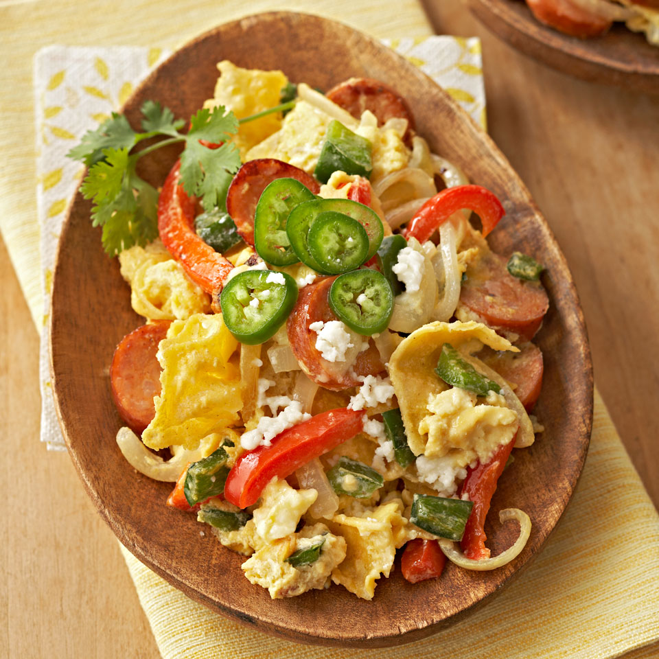 Mexican Breakfast Scramble Diabetic Living Magazine