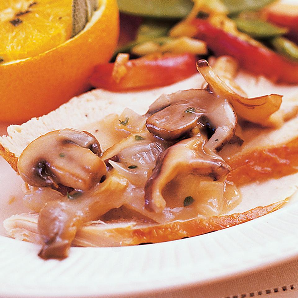 Onion & Mushroom Gravy Trusted Brands