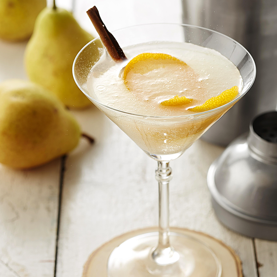 Orange Pear-tini Diabetic Living Magazine