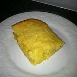 corn bread pudding recipe