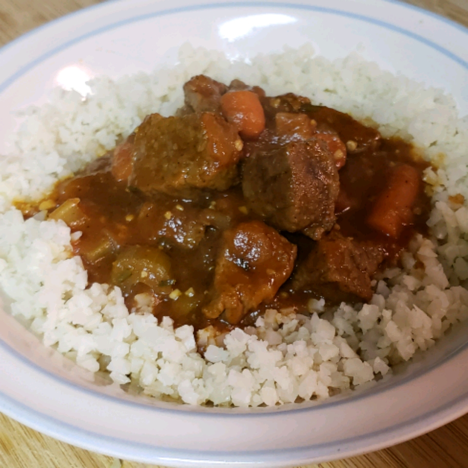 Beef and Guinness® Stew Foreman's kitchen