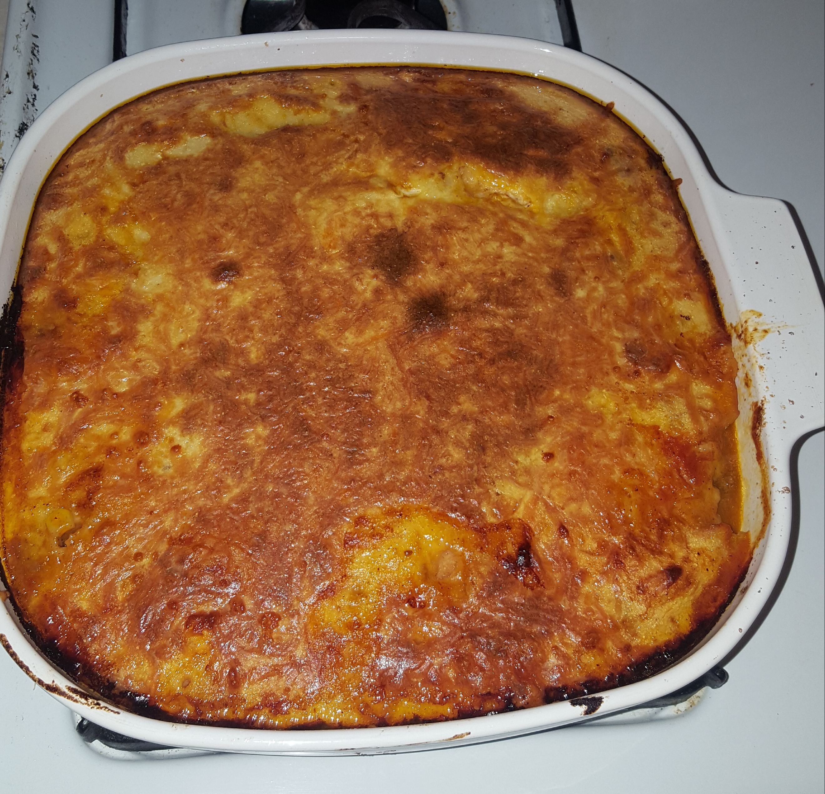 Mexican Corn Bread Casserole