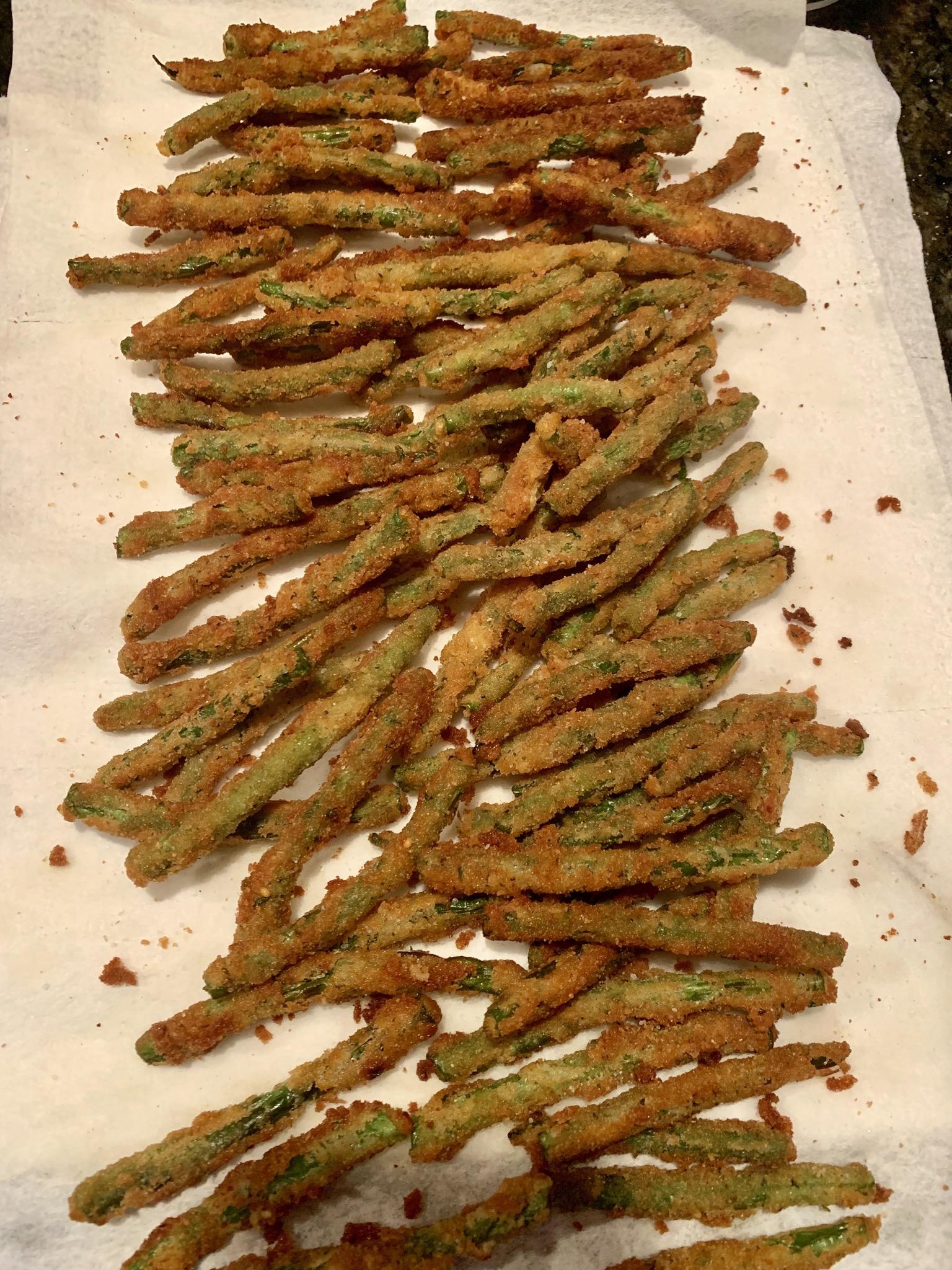 Deep Fried Green Beans LAURENMCS
