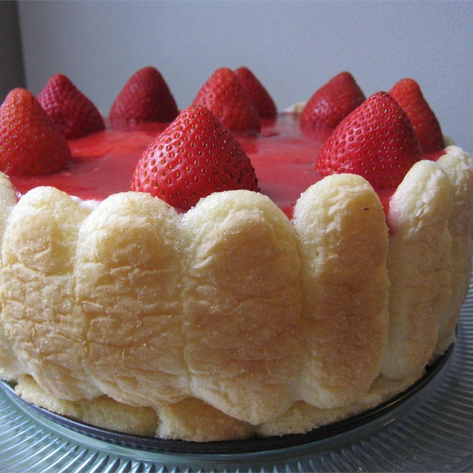 Strawberry Torte Star Pooley