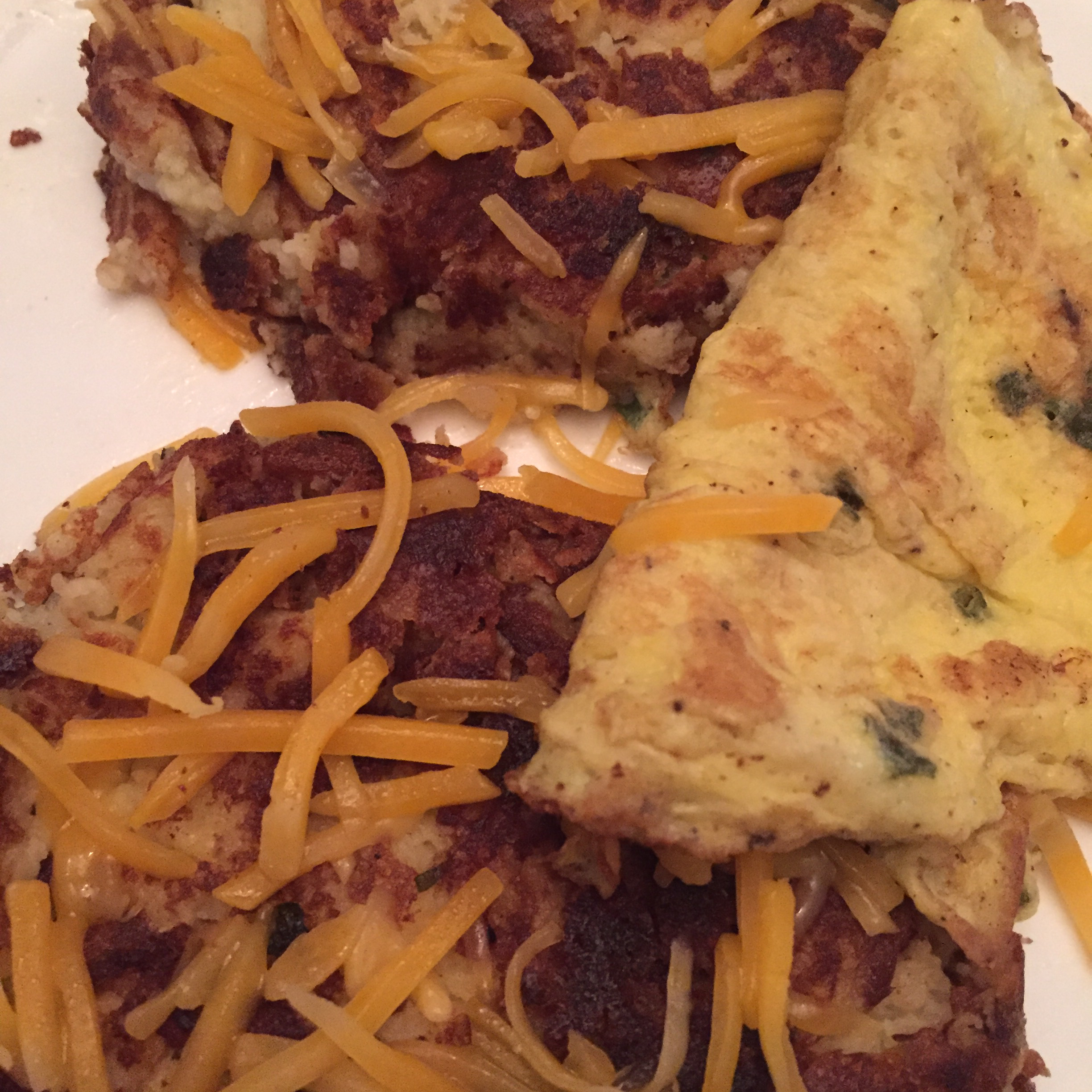 Homemade Hashbrowns doed