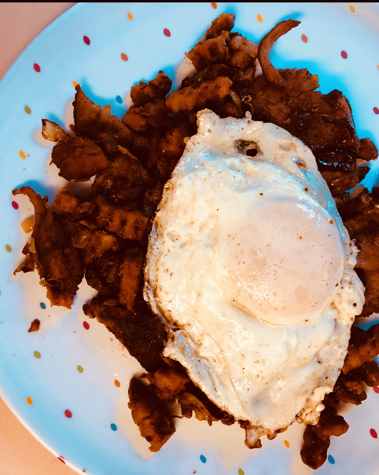 Savory Sweet Potato Hash y2Kgrandma