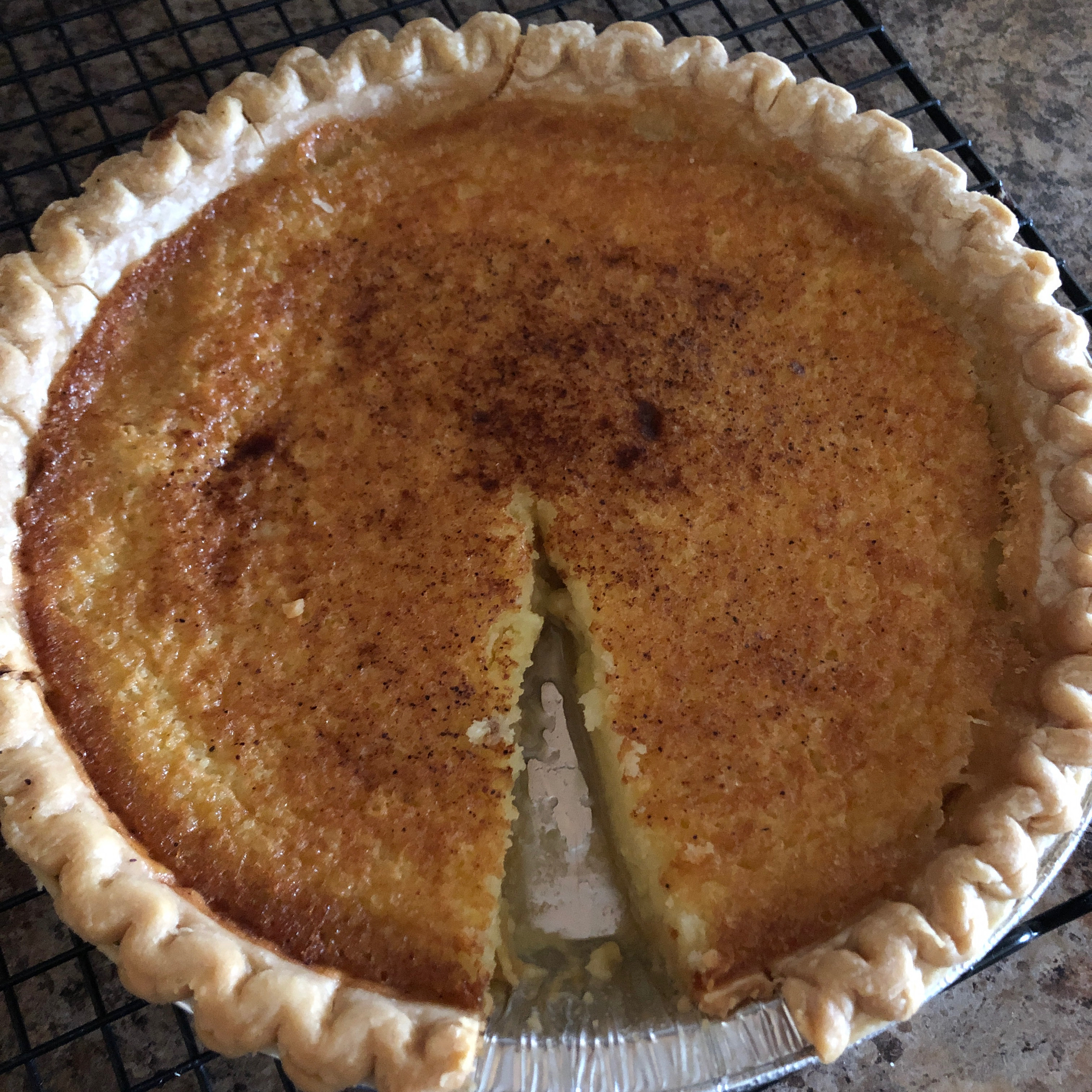 Buttermilk Pie III
