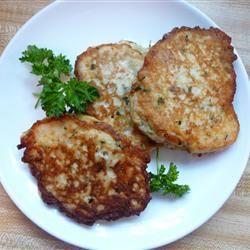 Potato Pancakes II Melisa Richbourg