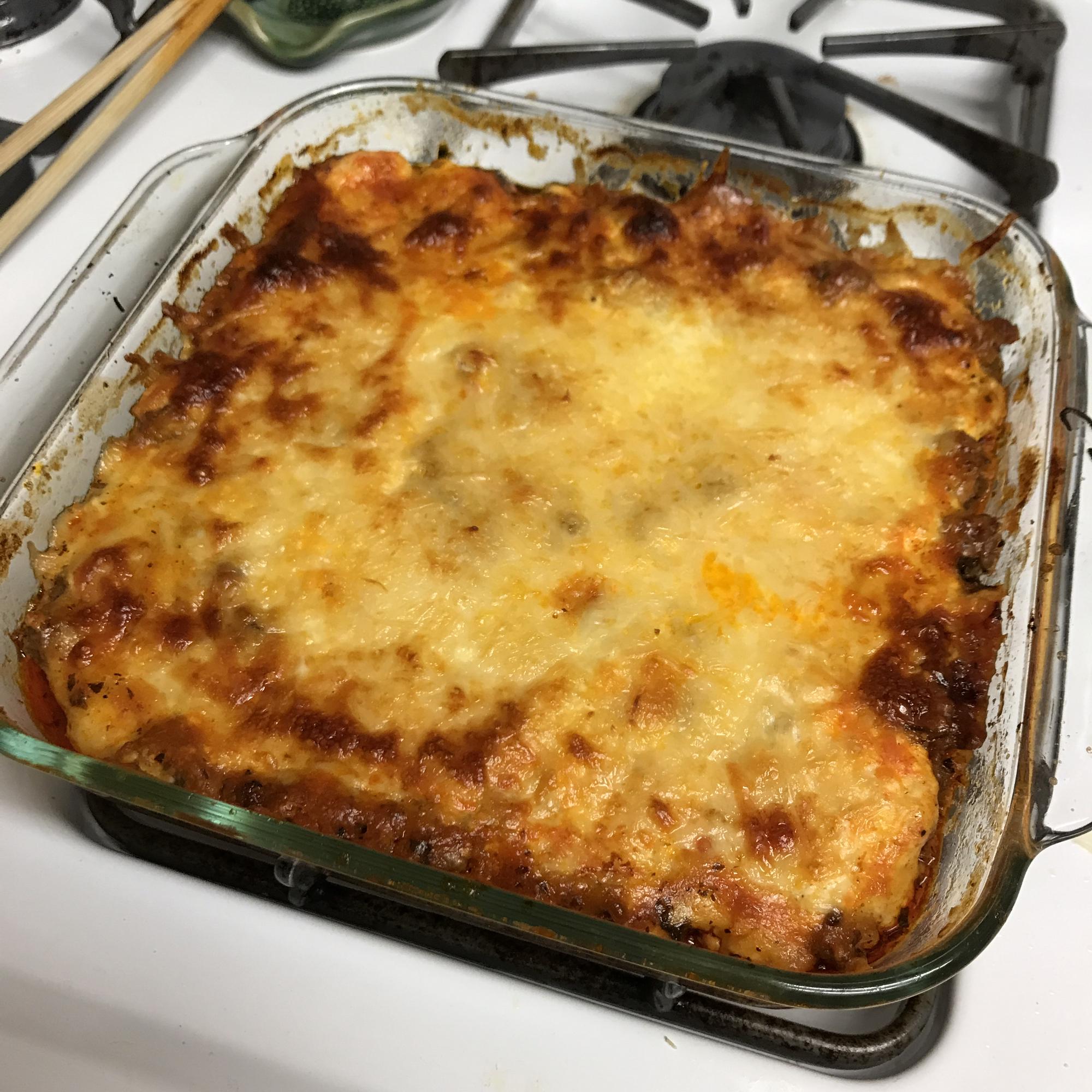 Ultimate Low-Carb Zucchini Lasagna hiro2
