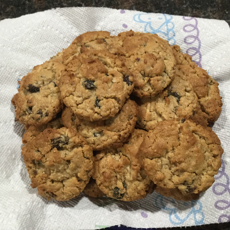 Ranger Cookies II Ingrid