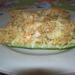 Stuffed Zucchini I jaucoin