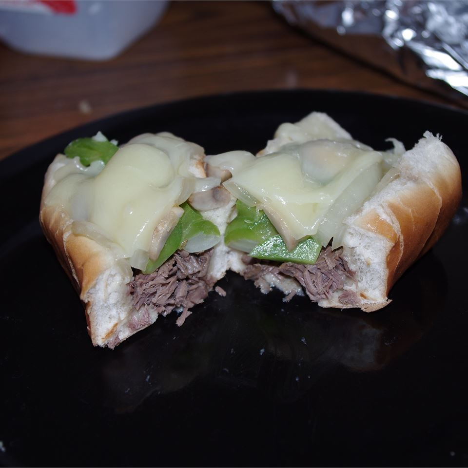 Slow Cooker Cheese Steaks Holly21602