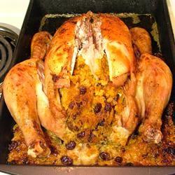 Raisin Rice Stuffed Chicken Cindy Parks-Yocom