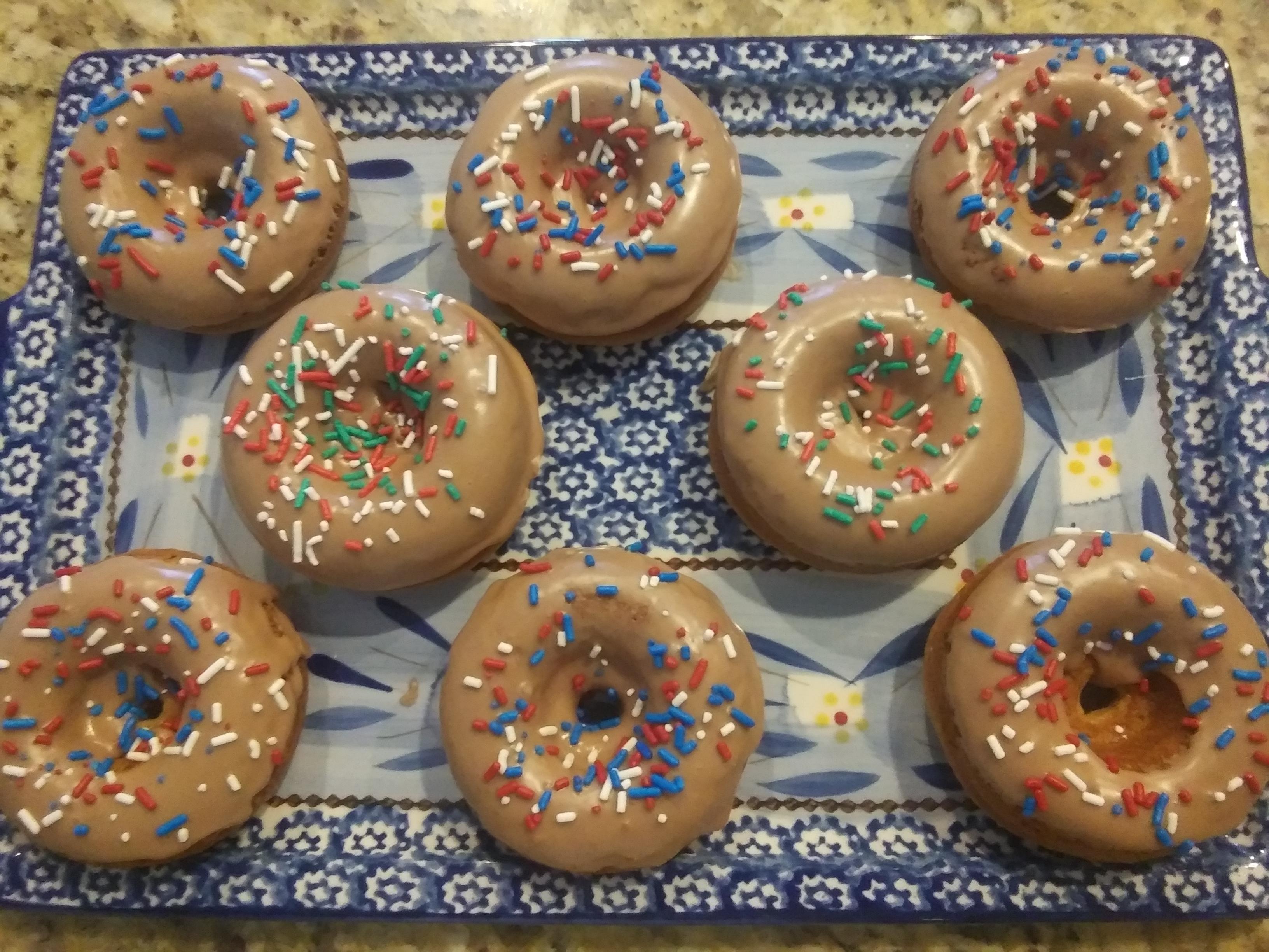 Baked Doughnuts