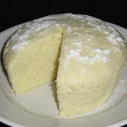 Chinese Steamed Cake Java_Girl