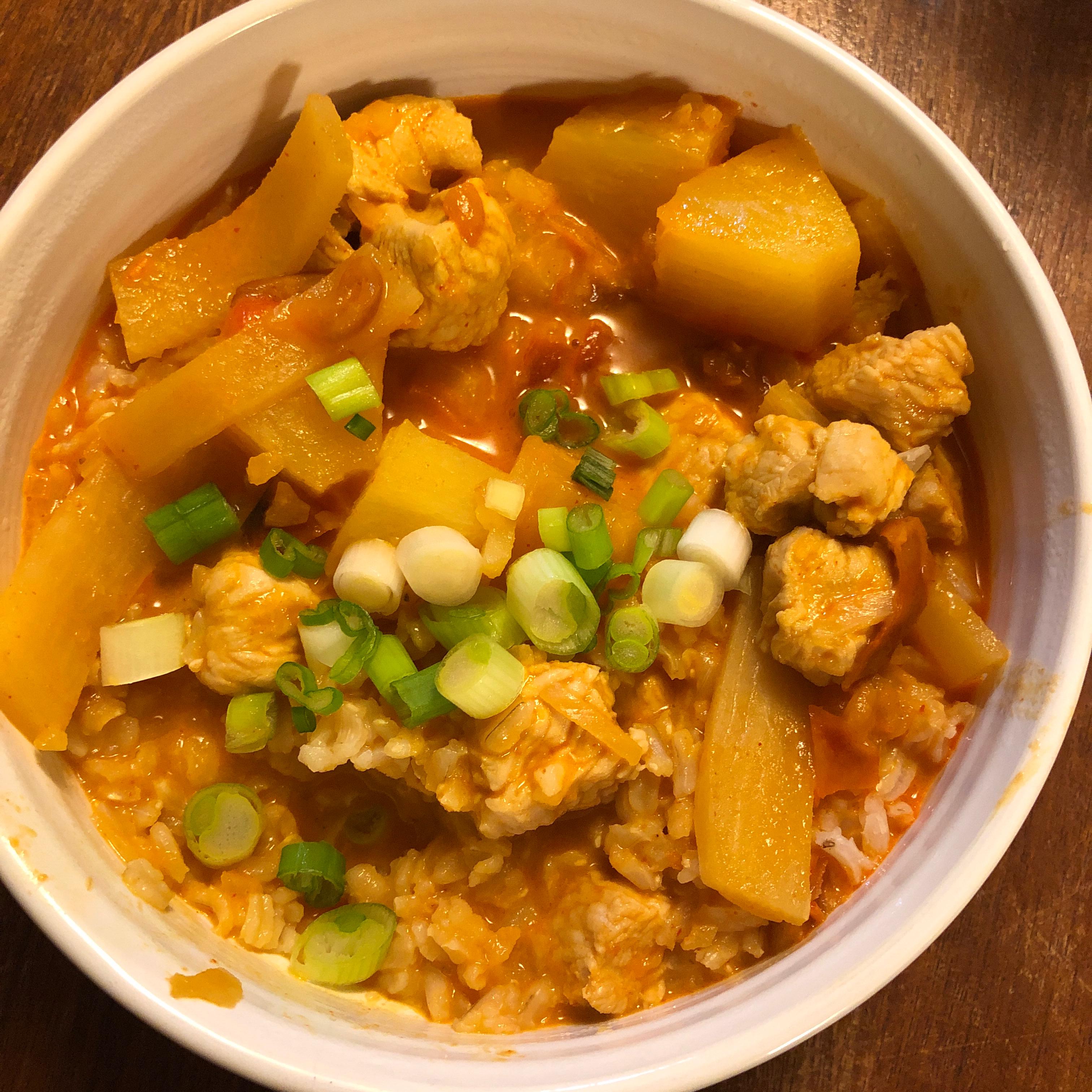 Thai Pineapple Chicken Curry Tenika Eardley