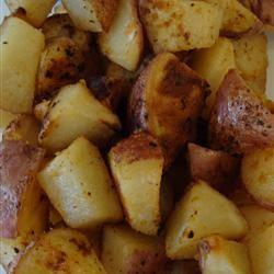 Garlic Red Potatoes Anya