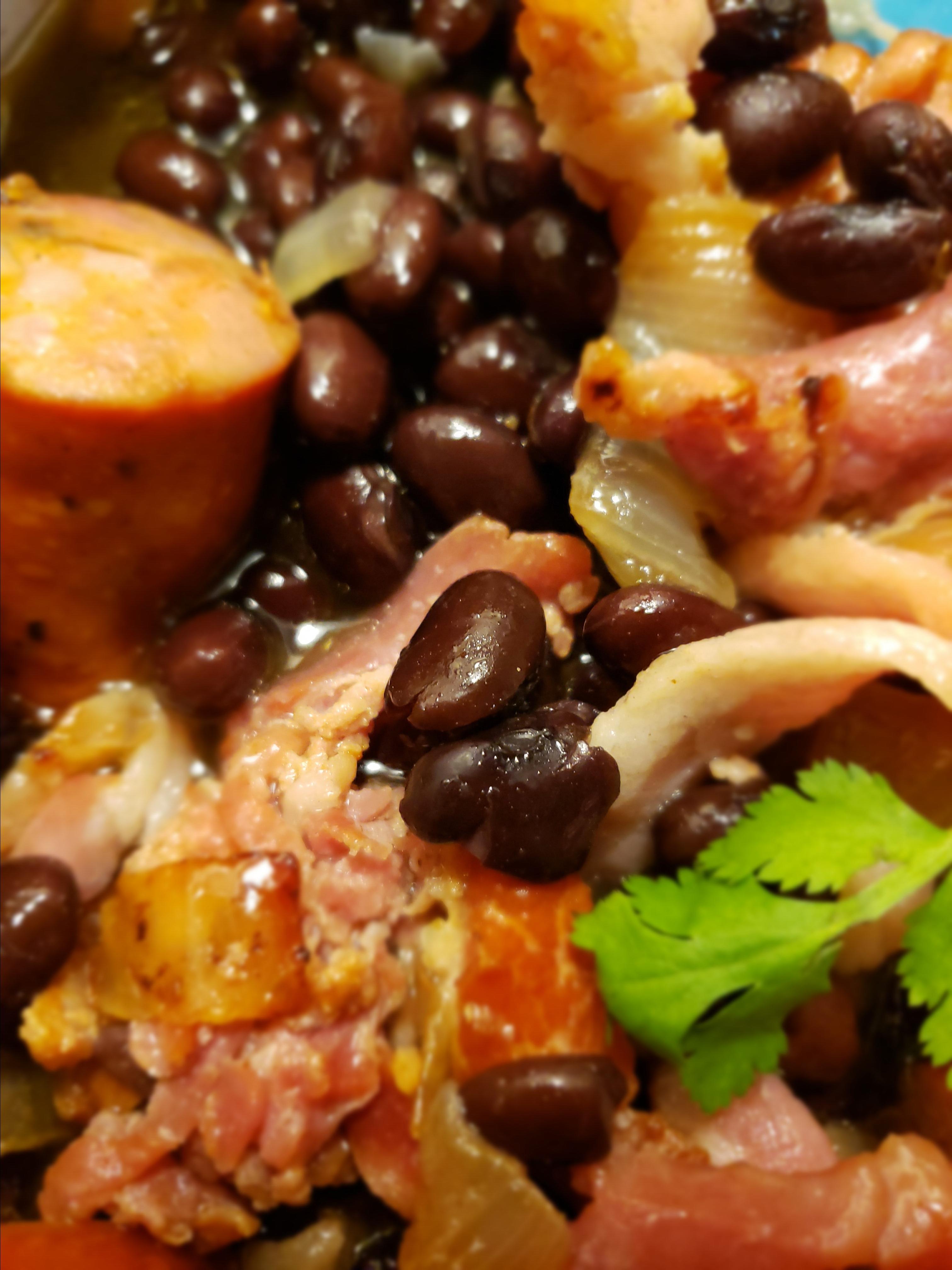 Feijoada (Brazilian Black Bean Stew) Cecil DeHaas
