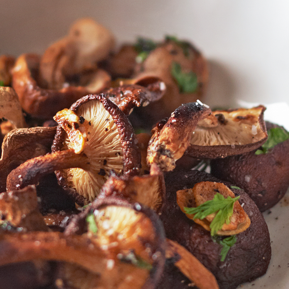 Roasted Mushroom Medley Trusted Brands