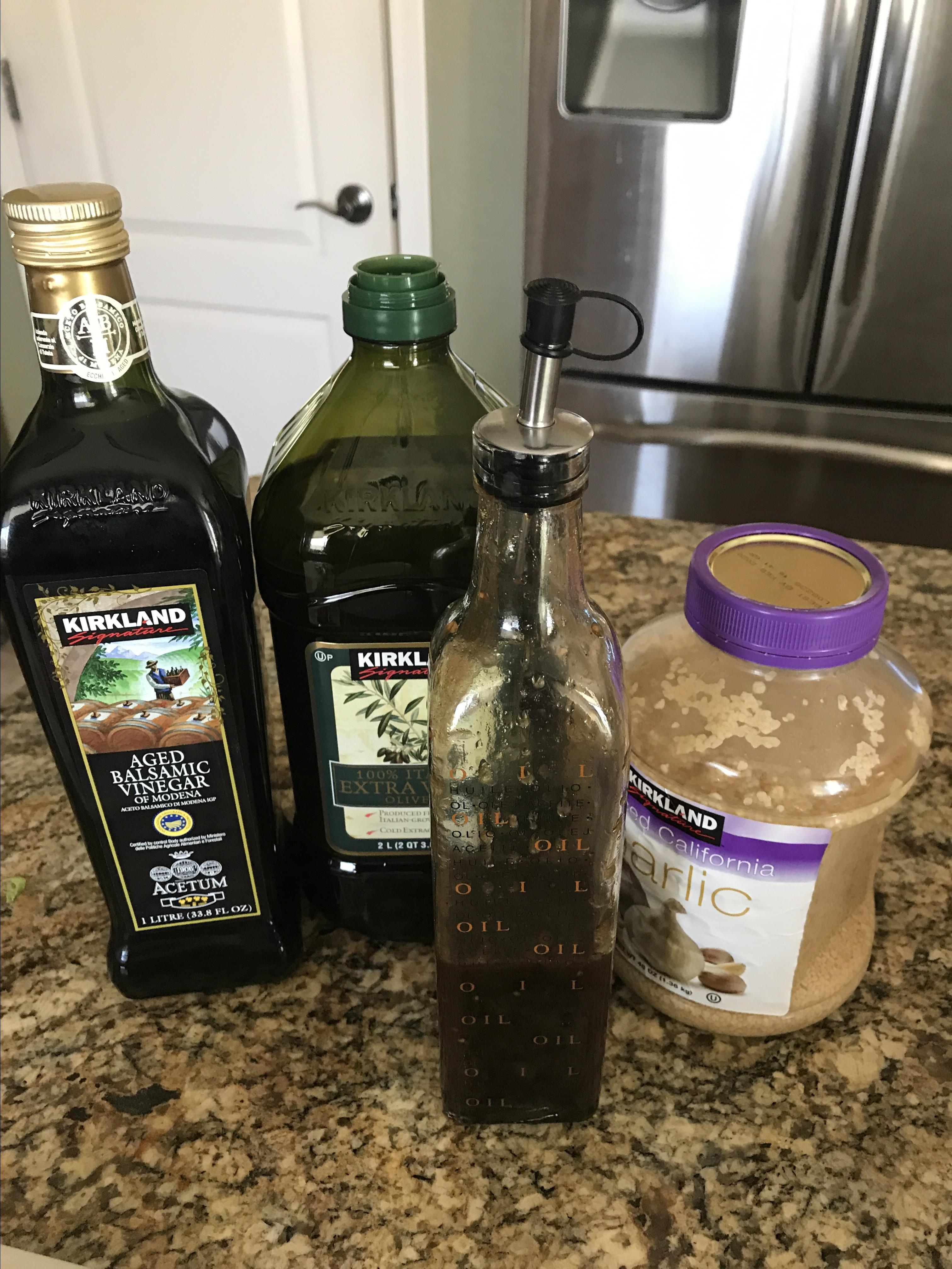 Our Favorite Balsamic Vinaigrette