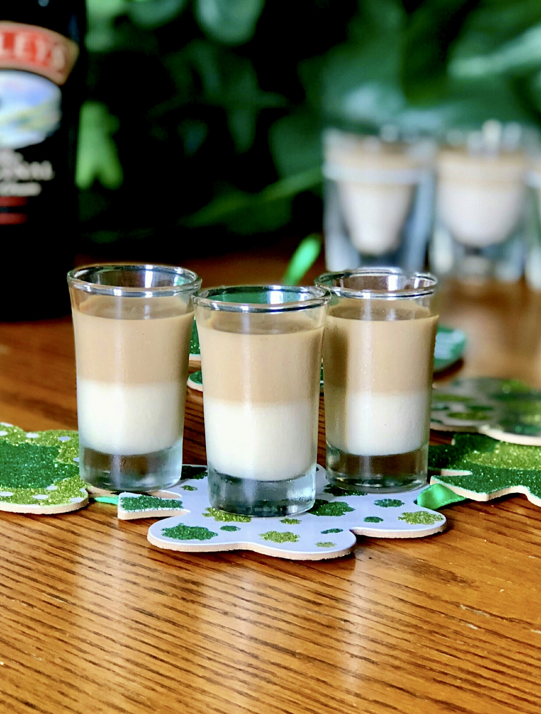 Baileys® and Coffee Jell-O® Shots