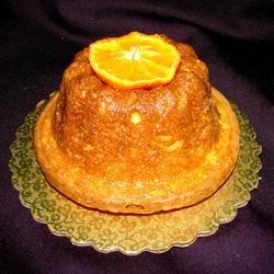 Tangerine Orange Cake GodivaGirl