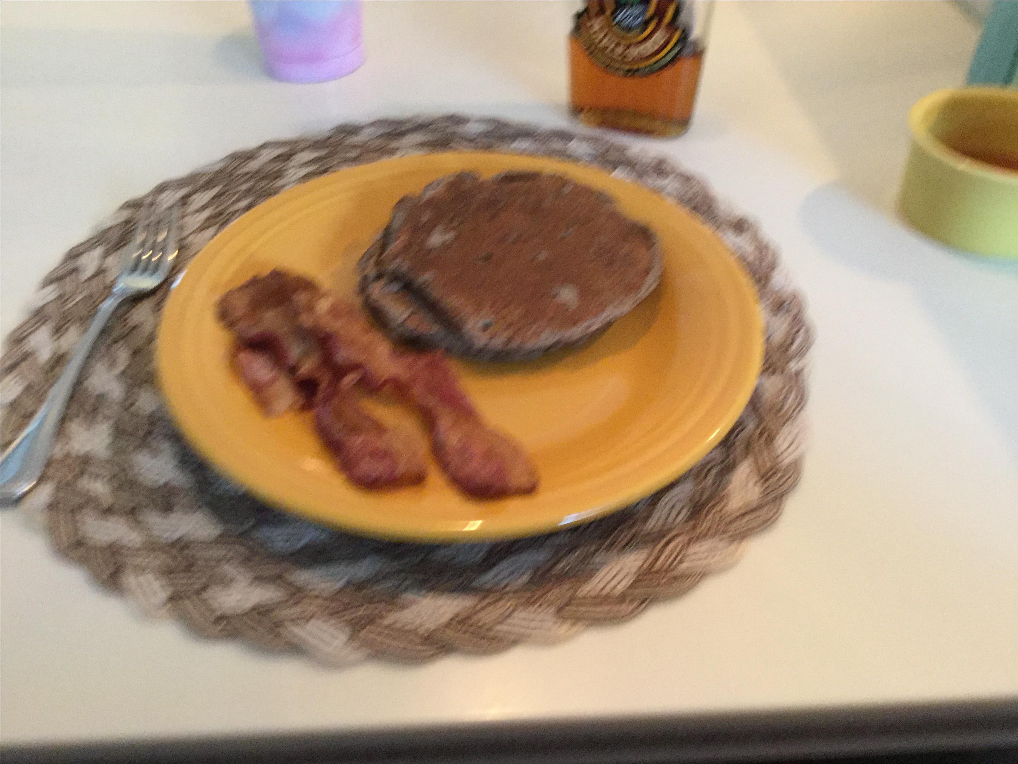 Old-Fashioned Sour Buckwheat Pancakes Charlene Feniello