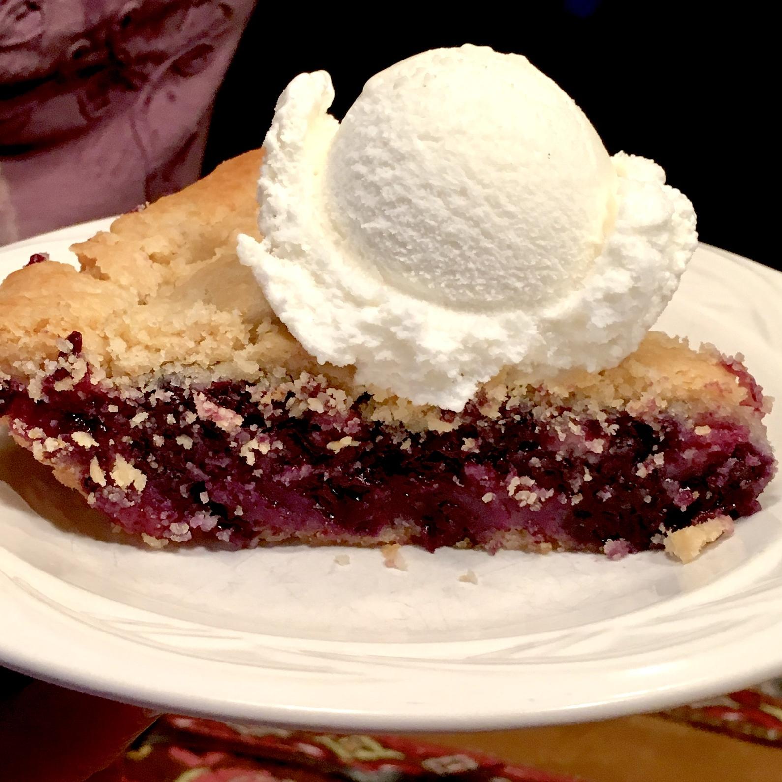 Marry-Me Blueberry Pie