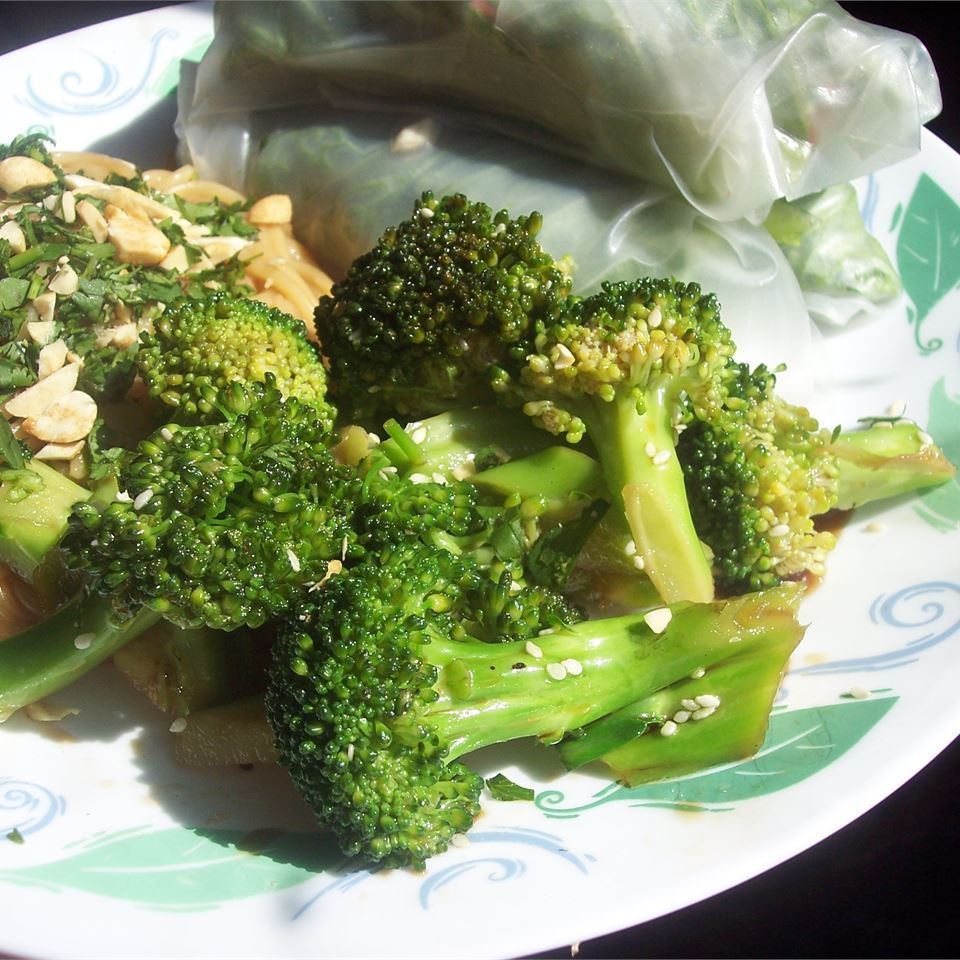 Chinese-Style Broccoli Salad Sarah-May