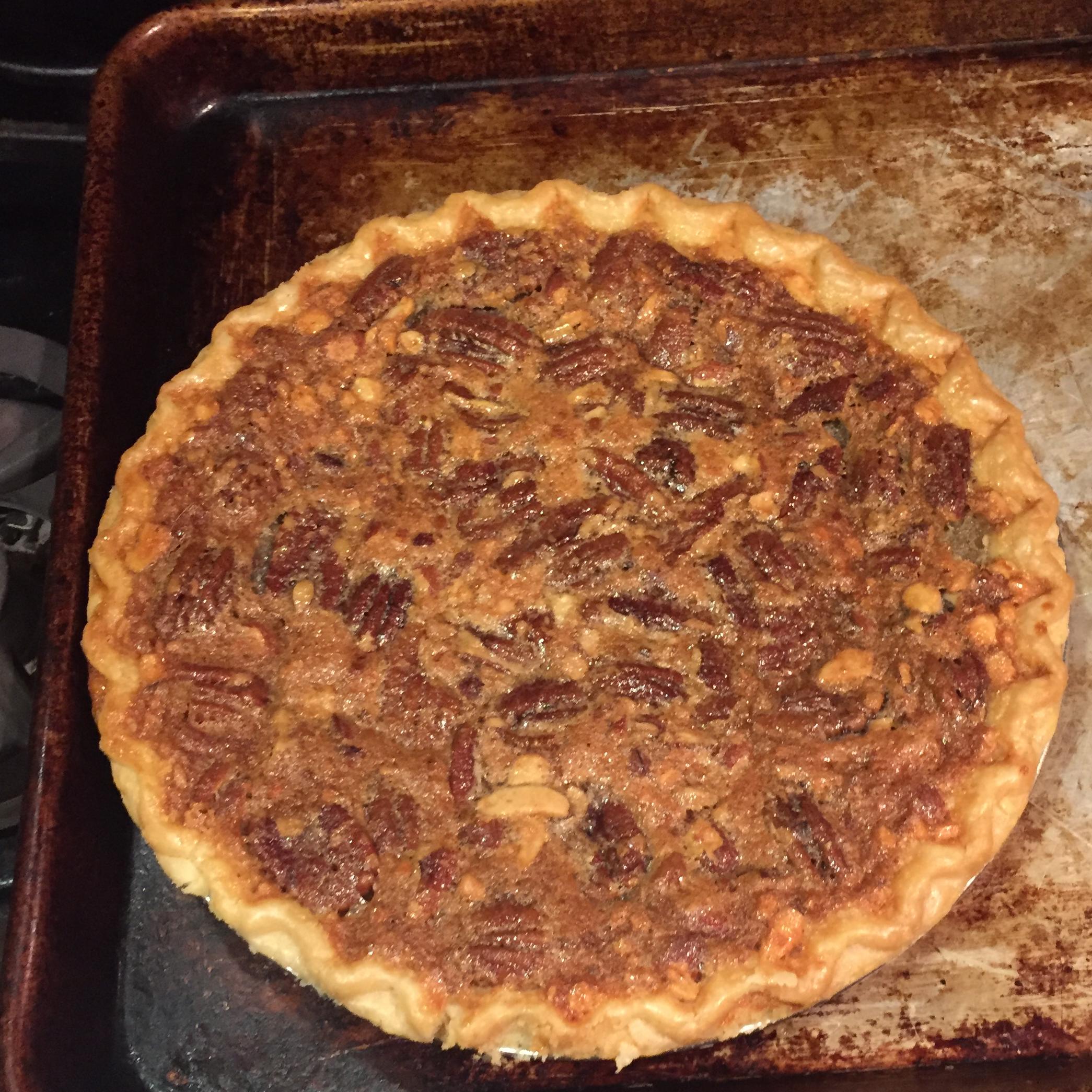 Chocolate Pecan Pie II adriana