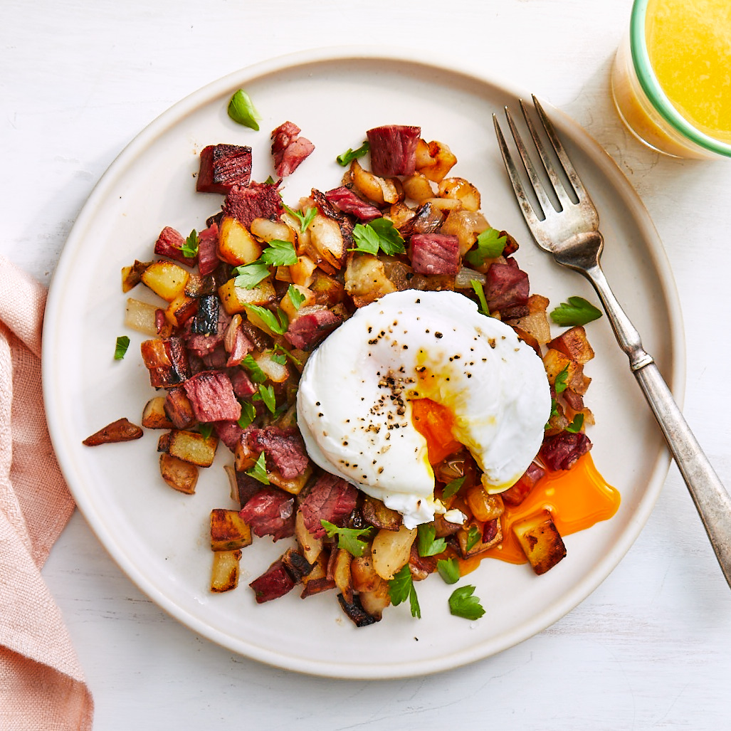 Corned Beef Hash Trusted Brands