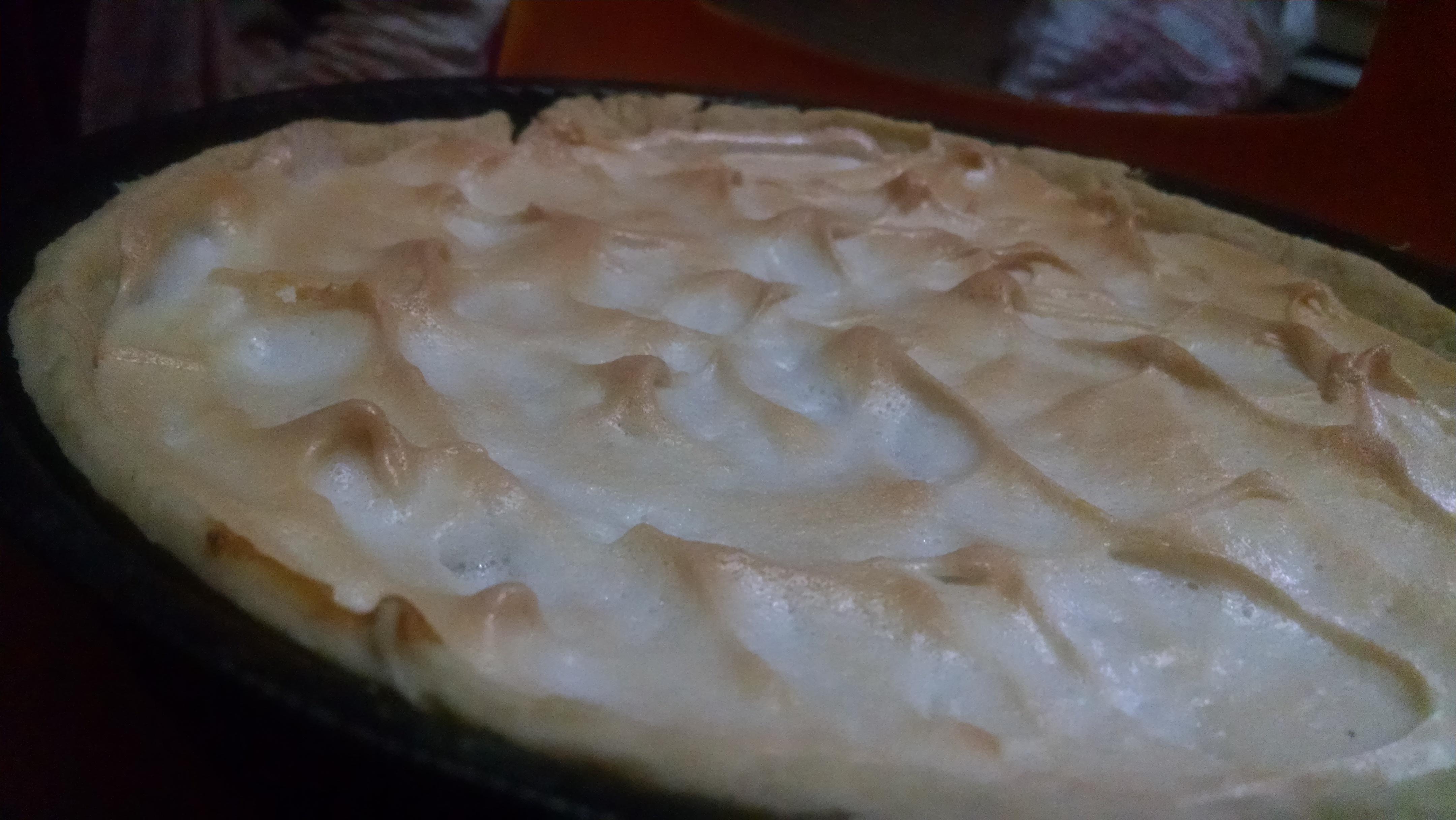 Orange Custard Pie Bsma Khan